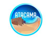 Badge team Atacama