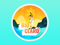 Badge – Team Rio Claro