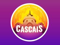 Badge – Team Cascais