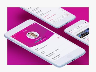 Affinibox - App concept