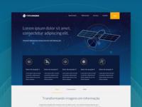 TERRAMAGNA new website concept