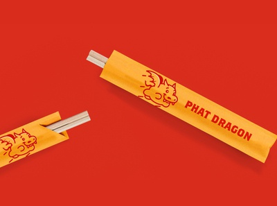 Phat Dragon Chopsticks