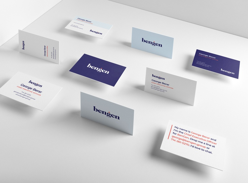 bengen business cards