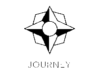 Journey Logo BW