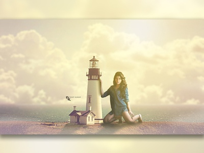 Photo Manipulation: Power of thoughts