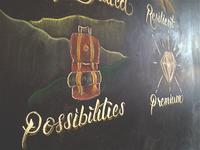 Chalk Installation / Table XI
