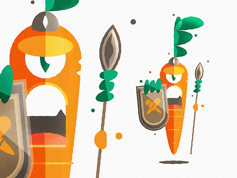 Carrot Knight