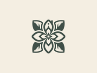 Magnolia Forest logo mark critique