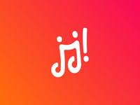 Jammin' on Julia logo