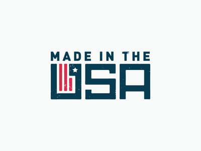 Made in the USA flag the in made usa