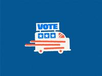 Vote Reminder - Bring a friend