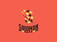 Solomon logo WIP