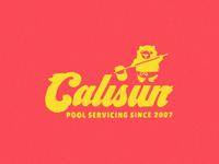 Calisun Pool Servicing - Speedo bear