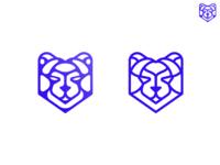 Tech Bear mark explorations