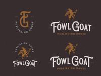 Fowl Goat - Publishing House - logo WIP