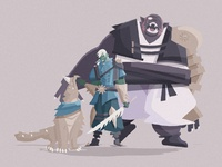 DND session characters