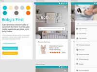 Research-Based Product Design - Baby's First App