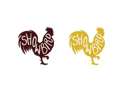 Showbird Logo