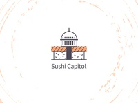 Sushi Capitol logo