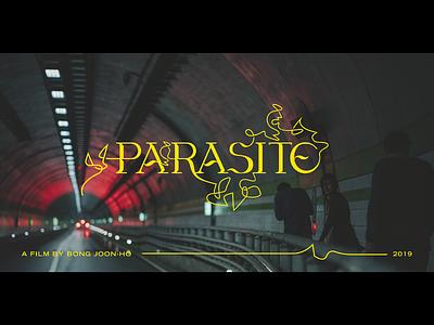 Parasite Title Screen Redesign