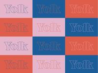 Yolk Branding Typography