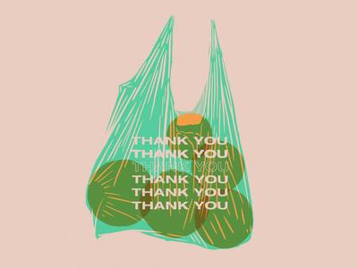 Thank you! procreate illustration