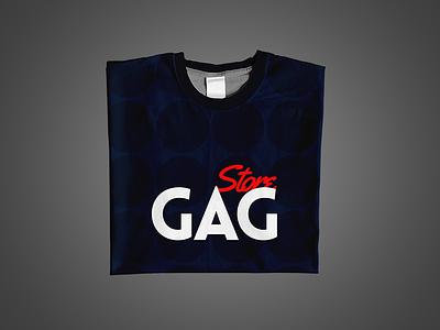 Gag (T-Shirt) store t-shirt design