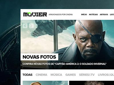 Movier - Home movies brazil cinema magazine entertainment news portal