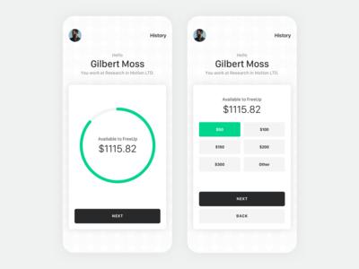 Financial Technology App