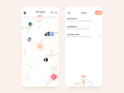 Search Party App