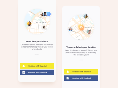Search Party Onboarding