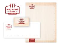 Mathews Stationery