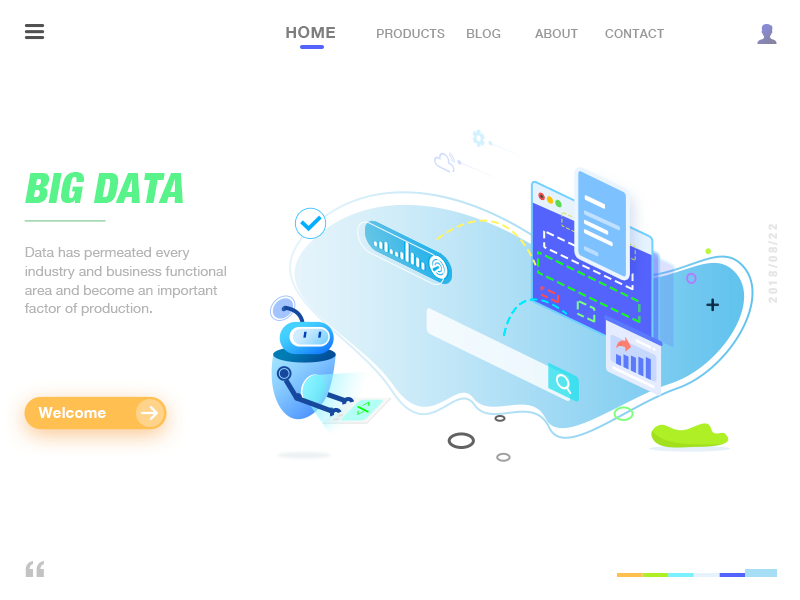 Data Home / I Hope U Like!