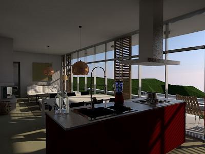 House maxoncinerender archicad 3dvisualization visualization interiordesign