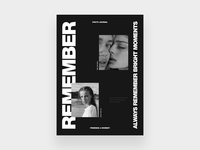 Remember | Poster