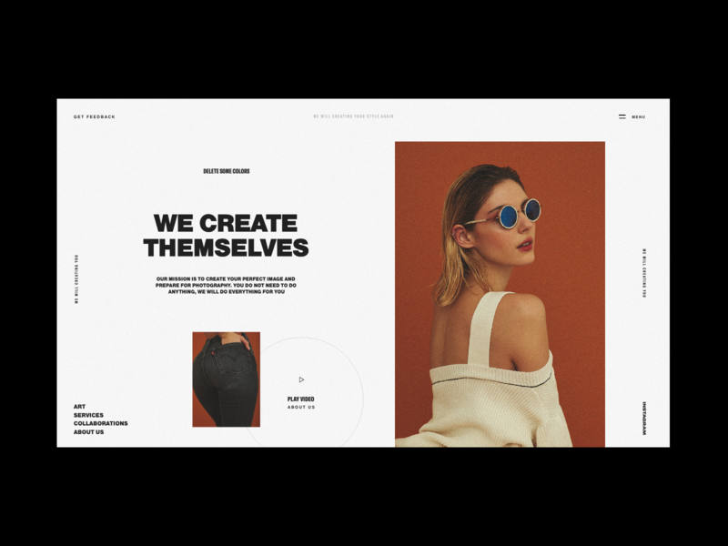 Creative Agency | First Part