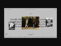 Soul+A Website | Story Page Animation