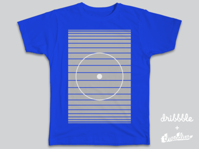 Linear Progression Recordings tee