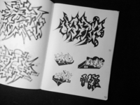 untitled, GEOGRAF sketches  (16-M15)