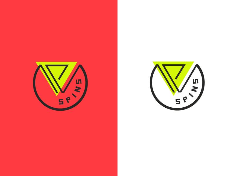 Wp spins logodesigner logo design branding photoshop uidesign colorful best shot creativedesign graphicdesign ui illustration logo logodesign