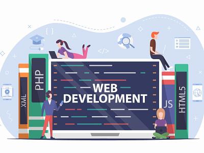 Web Development Courses Free Vector Design graphic design graphicsurf graphicdesign education courses free freebie illustration