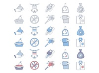 10 Free Cleaning Icon