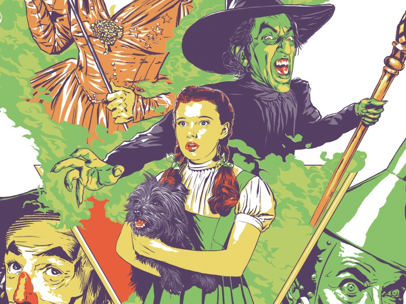 The Wizard of Oz friends of dorothy wizard of oz wicked pink floyd