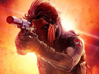 Grifter - WildCATs kaboom! action gun jack gregory jack c. gregory marvel dc dc comics grifter comic book comics wildcats