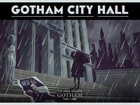 Gotham City Hall - GOTHAM