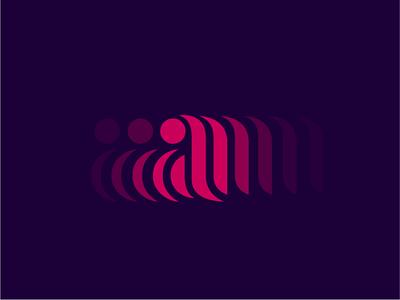 Echo icon graphic design vector logo typography brand brand identity brand design branding