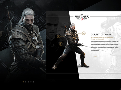 Witcher designs, themes, templates and downloadable graphic