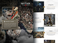 The Witcher 3 - Regions & Interactive World Map