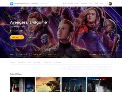 Movies List Webbsite