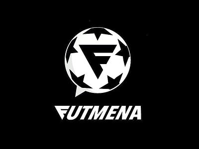 Futmena logo branding vector community illustrator logo